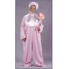 PJ Jammies Pink Plus Size
